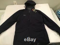 Tn-o. 199,99 $ Sous-veste 3-en-1 Cg Storm Pour Homme, Bleu Marine, Taille Moyenne