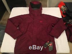 Tn-o. 199,99 $ Sous-veste Pour Hommes Under Armour Cg Powerline Rouge Taille Moyenne