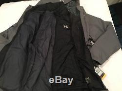 Tn-o. 249,99 $ Sous-armure Cg Manteau 3-en-1 Cg Homme Gris Taille XL