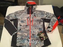 Tn-o. 499,99 $ Veste En Gore-tex Ridge Reaper Pour Hommes, Under Armour, Hydro Camo, Gris Grand