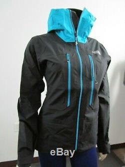 Tn-o Le Sommet Des Femmes North Face L5 Gtx Pro Gore Tex Shell Ski Jacket Noir