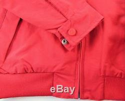Tommy Hilfiger Yacht Veste Yachting Coupe-vent Waterstop Rouge M Moyen