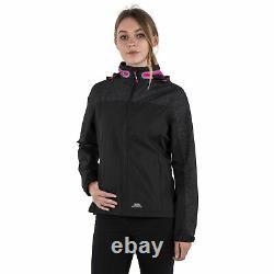 Trespass Femmes Veste Imperméable Dames Raincoat Xxs XXXL Attraction