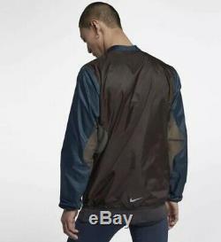 Veste À Enfiler Nike X Undercover Gyakusou Pour Homme Bleu Marine Nouveau Ah1156 402 L