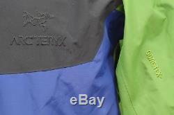 Veste Arc'teryx Beta Sl X Concepts Pour Homme, Taille Quasar, Taille Moyenne