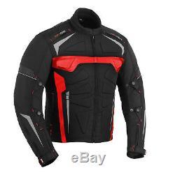Veste Blindée Moto Pantalon Imperméable Moto Riding Suit Bottes De Course