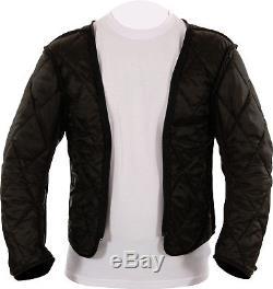 Veste De Moto En Textile Imperméable Noir Pour Hommes Weise Onyx, Nouveau Prix Conseillé 249,99 €