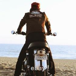 Veste De Moto Moto Diesel Pour Homme Logo Graphics Biker Large