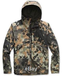 Veste De Pluie À Capuche Millerton Pour Hommes, Grand Imprimé Camouflage The North Face Pour Hommes Pdsf 110 $