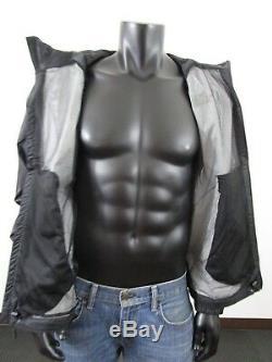 Veste De Pluie Imperméable À Capuche Noire Tnf The North Face Pour Hommes Boreal Dryvent