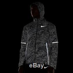 Veste De Running Nike Aeroshield Hooded Energy Solstice Pour Homme Reflect 876841