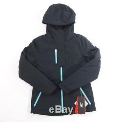 Veste De Ski Hayden Femme Spyder Taille XL Noir Imperméable Hiver