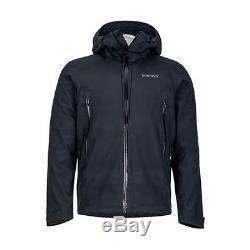 Veste De Ski Marmot Dreamweaver Rain Snow, Homme, Avec Étiquettes Large 375 $ Pdsf