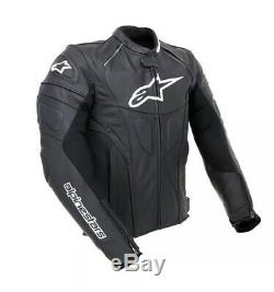 Veste En Cuir De Sport Pour Moto Alpinestars Gp Plus R Économie De 150 €