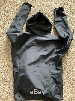 Veste Gore-tex Arc'teryx Zeta Sl Hommes Nwt Taille XL Noir Arcteryx 299 $ Nouveau
