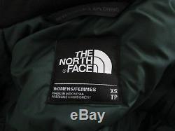Veste Hiver Chaude The North Face Tnf Arctic Down Parka Pour Femmes, Vert