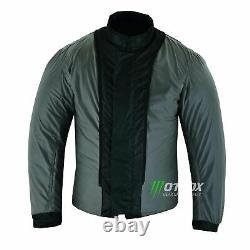 Veste Motrice Pro-gtx Motrox Textile Imperméable Veste Moto Ce