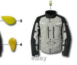 Veste Street Air Pour Hommes Origin Bmw Motorrad. Tailles 56. Était 355 £, Maintenant 199 £