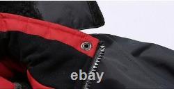 Vêtements De Ski Thermique Pour Hommes Ensemble Breathable Veste Extérieure Imperméable À L'eau Et Pantalon Nouveau
